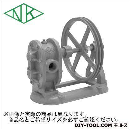 亀嶋鐵工所 ギヤロータリーポンプ単独ベース型 ME-1V 1 B 25A