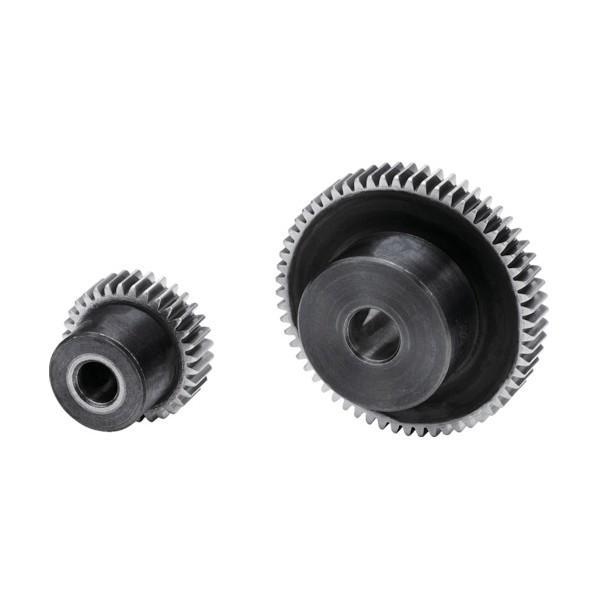 KG 歯研平歯車モジュール2.0圧力角20度(並歯) SGE2S90B-2015