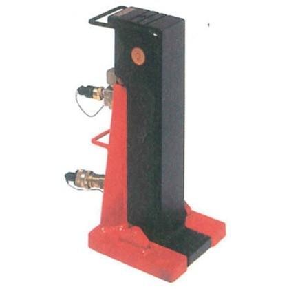 イーグル 複動型分離タイプ爪つきジャッキ爪能力15tストローク150mm K3-150W