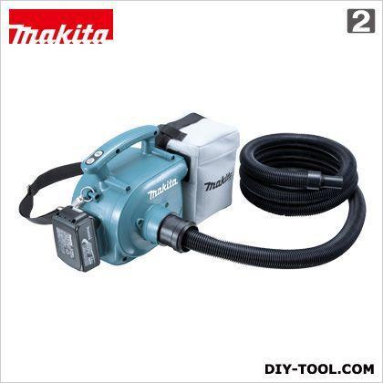 マキタ/makita 充電式携帯集じん機(バッテリー&充電器付き) VC350DRF