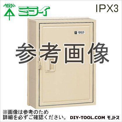 未来工業 ウオルボックス(プラスチック製防雨スイッチボックス)屋根無〈タテ型〉 WB-5AOM