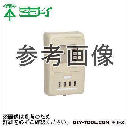 未来工業 電力量計ボックス〈分岐ブレーカ(2P1E・20A)〉 WP4-304M