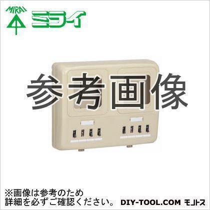 未来工業 電力量計ボックス〈ELB付(2P30A・OC付)〉 WP2W-202KM WP2W-202KM