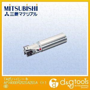 ミツビシマテリアル TA式ハイレーキ APX4000R252SA25SA 1個