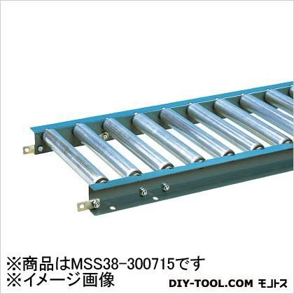 三鈴 三鈴 三鈴 スロットインローラコンベヤMSS38型径38X1.2T(×1) MSS38300715 0fd