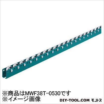 三鈴 単列型スチールホイールコンベヤ径38XT12XD6(×1) MWF38T0530