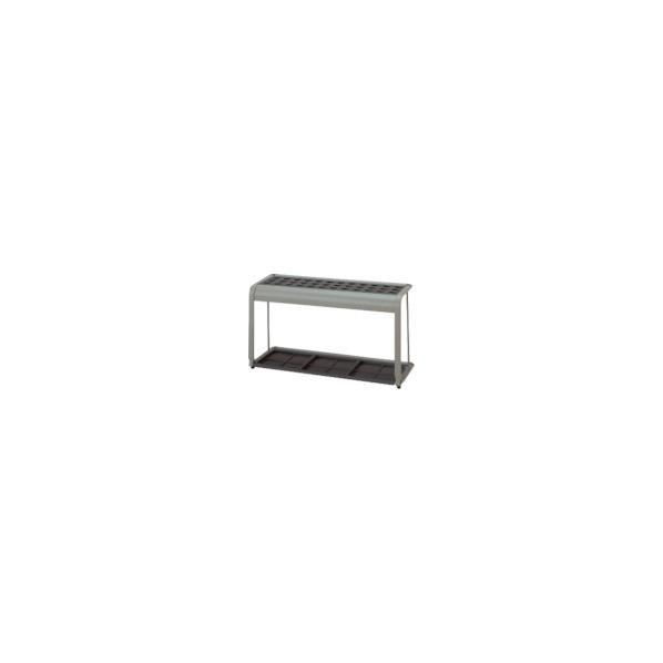 ミヅシマ工業 レインスタンドM36 グレー(メラミン焼付塗装) グレー(メラミン焼付塗装) 230-026