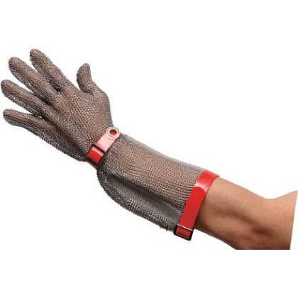 ミドリ安全 ステンレス製耐切創手袋ロングタイプMST−550M 200 x 165 x 45 mm MST550M
