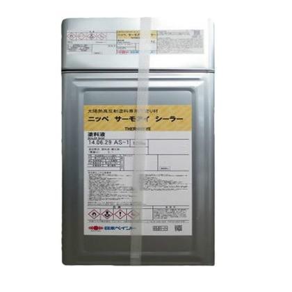 日本ペイント サーモアイシーラー 透明 16kgセット ニッペ 下塗り