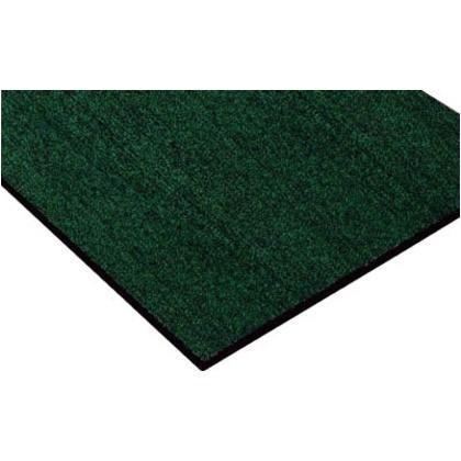 緑十字 ニュー吸水マット緑900幅×1200mmポリエステル・PVC 294071