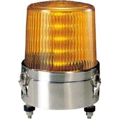 パトライト LED流動・点滅表示灯 KLE-24S-Y
