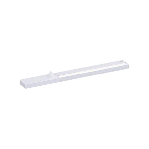 パナソニック LED スリムラインライト 天井壁直付型 スイッチ 温白色 長さ (cm):49.9.幅(cm):6.9.高さ(cm):7.8 LGB5