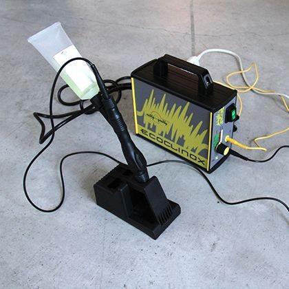 エスティジェイ ステンレス溶接焼け取り装置STJA0001 エコクリノックス