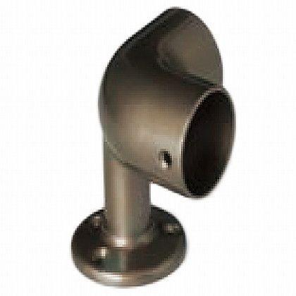 【保存版】 32径 0 アンバー ABR-118 シロクマ ステンA形コーナーエルボ-介護用品