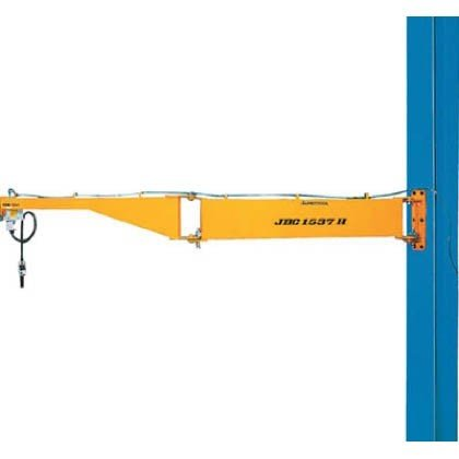 スーパーツール スーパー柱取付式ジブクレーン(シンプル型)容量:100kg JBC1037H