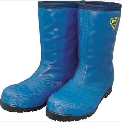 SHIBATA 冷蔵庫用長靴−40℃ 380 x 315 x 105 mm FB535-24.0