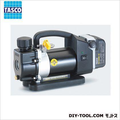 タスコ ウルトラミニ充電式シングルステージ真空ポンプ(オイル逆流防止機能付) TA150MR