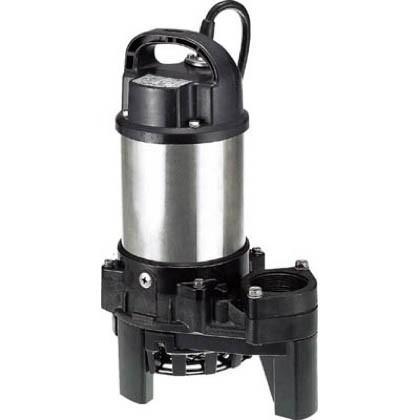 ツルミ 樹脂製雑排水用水中ハイスピンポンプ50Hz 50HZ 40PN2.25