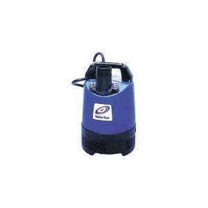 鶴見製作所(ツルミポンプ) 一般工事排水用水中ハイスピンポンプ(50HZ)LBT480(水中ポンプ) LBT-480 1台