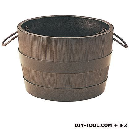 トーシンコーポレーション ビヤ樽ポルカ(プランター) φ620×H440 φ620×H440 φ620×H440 BB-620 c9c