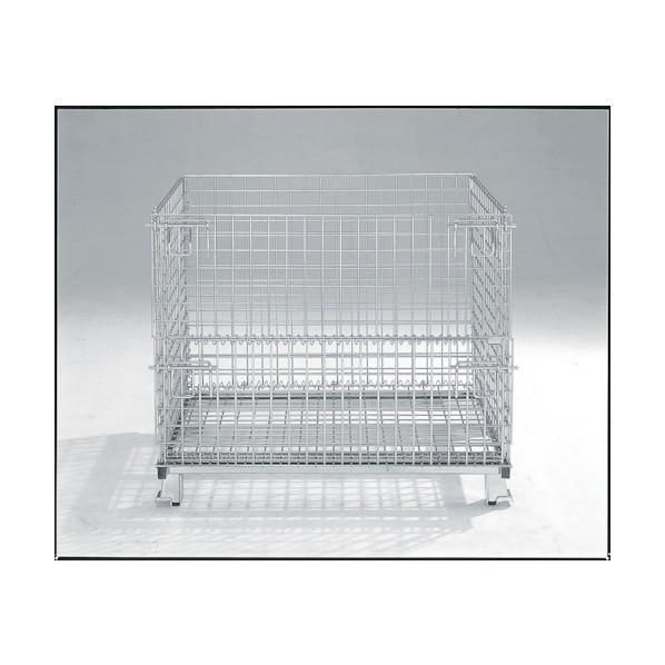 トラスコ(TRUSCO) ネットパレットSUS304製1200X1000X890 1250 x 1050 x 220 mm T1012LSU
