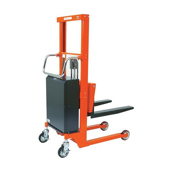 トラスコ(TRUSCO) コゾウリフターフォーク式H115−1535電動昇降式 BEN-D600-15B