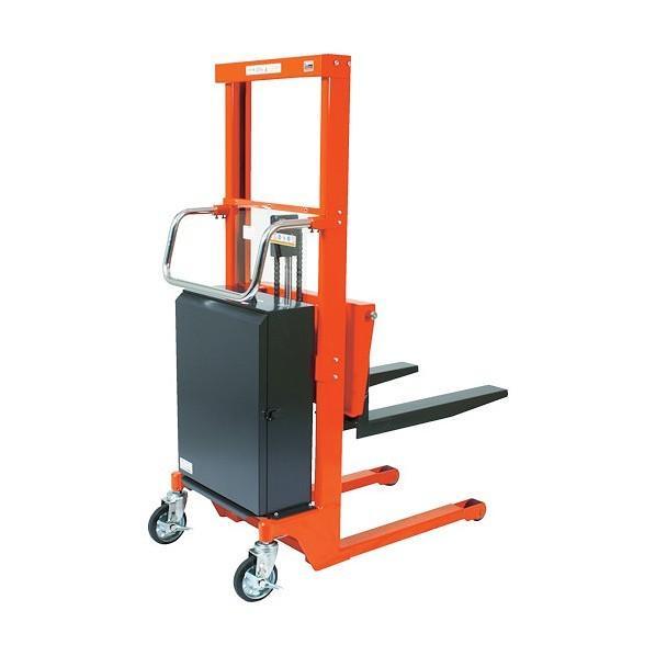 トラスコ(TRUSCO) コゾウリフターフォーク式H75−1500電動昇降式 BEN-D400-15