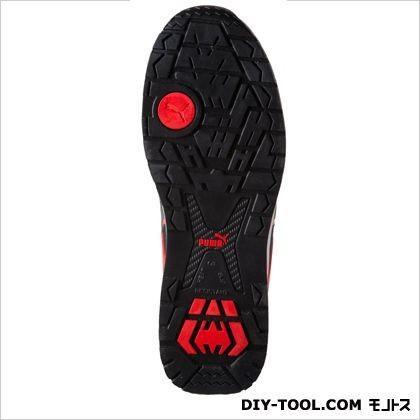 PUMA SAFETY フルツイスト・・ミッド 作業用靴 レッド 27.0cm 63.201.0 0足|diy-tool|03