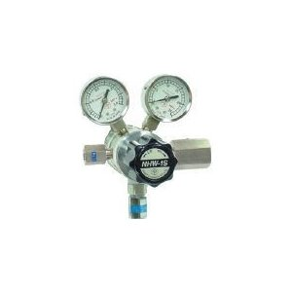 ヤマト 分析機用フィン付二段圧力調整器NHW−1S NHW1STRCCH4