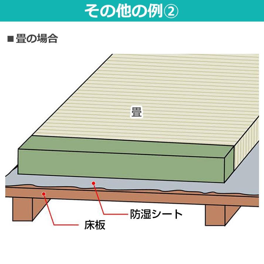 湿気対策 強力防湿シート スーパーグレード品 カット販売 防湿フイルム 床下 耐水 DIY|diystyle|11