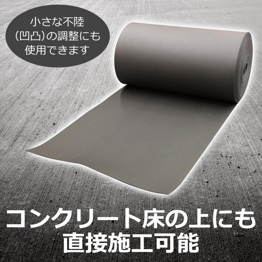 防音 断熱 下地材 床デコシート防音タイプ  10m  遮音マット 遮音シート 防音対策 diystyle 21