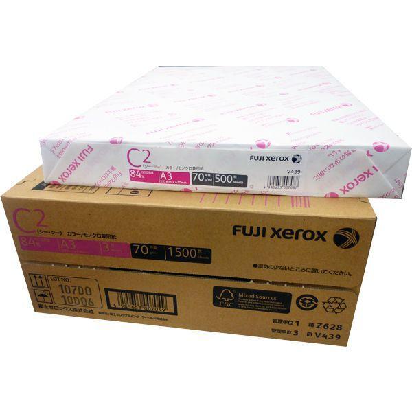 富士ゼロックス C2 複写機用紙 A3 1500枚(1箱)|dkom