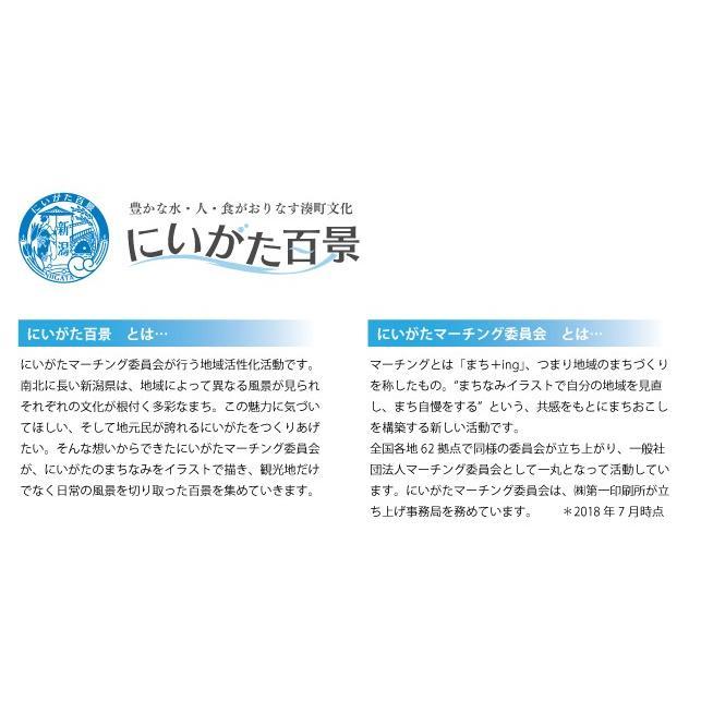 にいがた百景 ポストカードセット Part2|doc-furusatowari|02