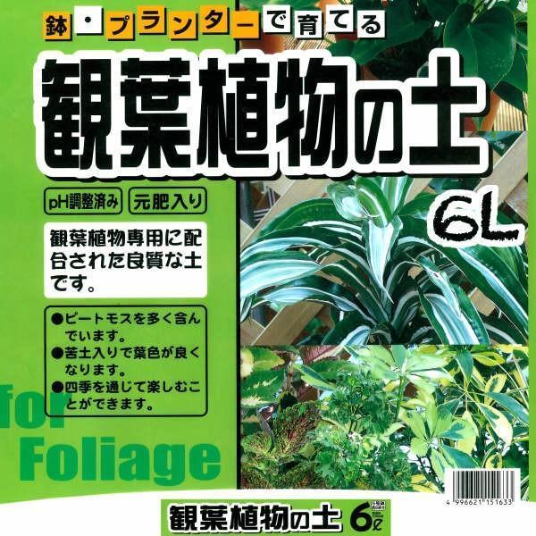 完全送料無料 観葉植物の土 6L 国際ブランド