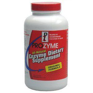 PROZYME プロザイム ペットサプリメント 消化酵素 454g|dog-sagara