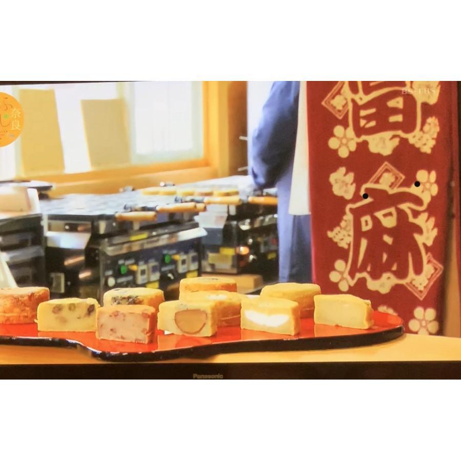 當麻どっこいまんじゅう4種(プレーン、クリームチーズ、あずき、渋皮くり)10個セット|dokkoi-aki|02