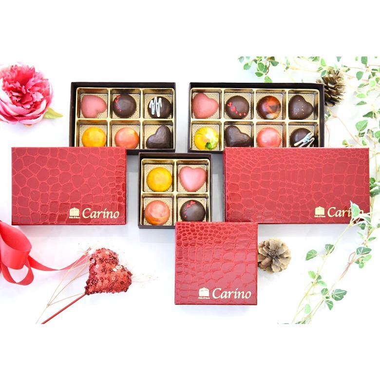 お中元 お返し チョコ ギフトランキング サンピエトロの宝石 8個入(冷凍便)|dolcediroccacarino|05