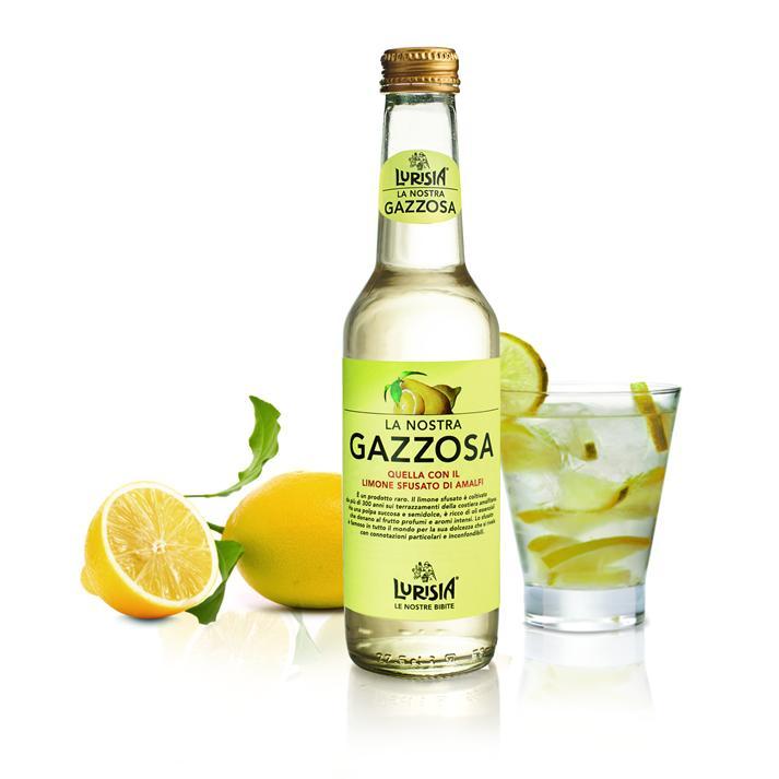 ガッゾーサ (GAZZOSA) 275ml×24本 ルリジア LURISIA イタリア直輸入 業務用|dolcevita-kagurazaka|02