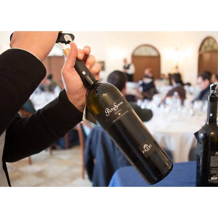 ピエトラ サクラ ビアンコ 750ml  イタリア直輸入 白ワイン Fazio(ファツィオ)|dolcevita-kagurazaka|03
