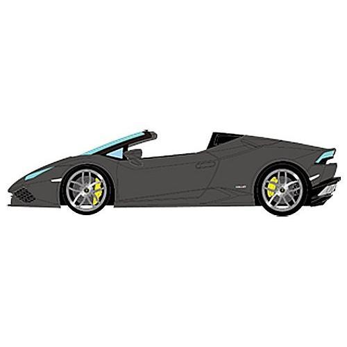 メイクアップ EIDOLON 1/43 Lamborghini Huracan LP610-4 Spyder 2015 マットブラック 完成