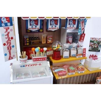 ビリーの手作りドールハウスキット 菓子パン屋 子供 夏休み工作キット ミニチュア doll-kamisugiya 03