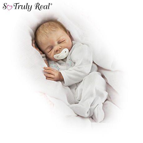 【アシュトンドレイク】Name Your ★Cherish★ Lifelike Baby Doll/赤ちゃん人形/ベビードール