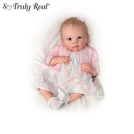 【アシュトンドレイク】Realistic Baby Doll Collection By Artist Linda Mur/赤ちゃん人形/ベビードール