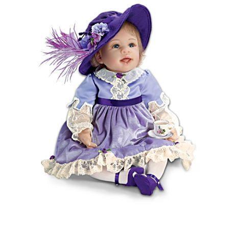 【アシュトンドレイク】★Tea For Three★ Baby Dolls In Victorian Outfits /赤ちゃん人形/ベビードール