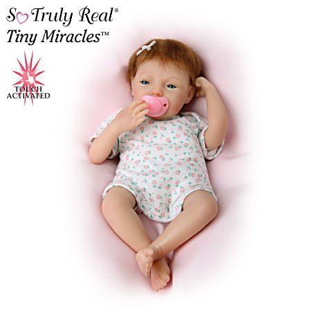 【アシュトンドレイク】Realistic Tiny Miracles ★Breathing★ Doll, Maggie/赤ちゃん人形/ベビードール