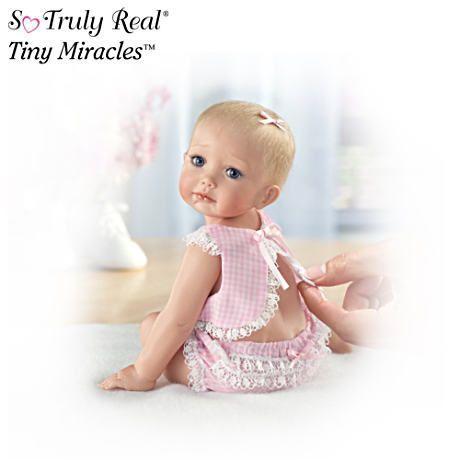 【アシュトンドレイク】Tiny Miracles Lifelike ★Just A Little Loving★ Do/赤ちゃん人形/ベビードール