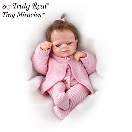 【アシュトンドレイク】Tiny Miracles ★And Angels Danced★ Emmy Doll/赤ちゃん人形/ベビードール