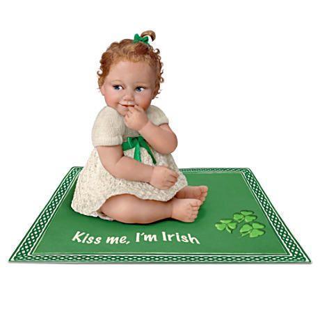 【アシュトンドレイク】Wee Bit O' Irish Charm Doll Collection With Musica/赤ちゃん人形/ベビードール