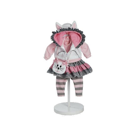 【アドラ】猫の衣装/Adora赤ちゃん人形/ベビードール/抱き人形