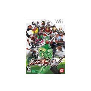 仮面ライダー クライマックスヒーローズ W Wii ソフト RVL-P-SKMJ / 中古 ゲーム dorama2